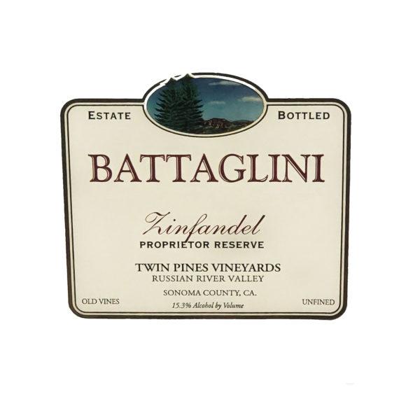 Battaglini Zinfandel Reserve