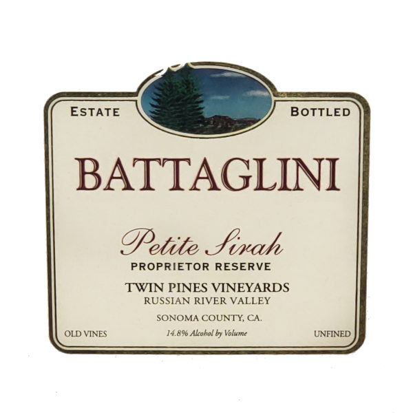 Battaglini Petite Sirah