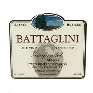 Battaglini Zinfandel Select