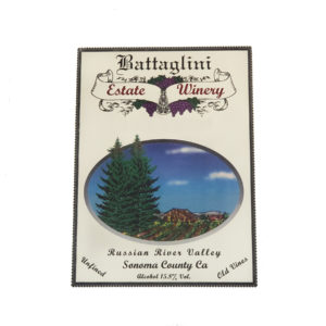 Battaglini Winery Zinfandel Image